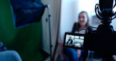 video application for internships